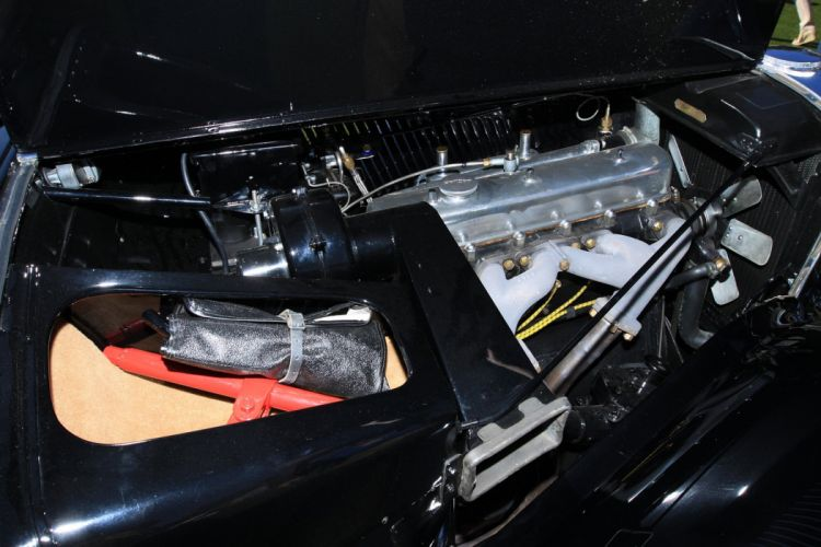 1947 Jaguar Mk-IV Worblaufen Cabriolet Car Vehicle Classic Retro Engine 1536x1024 (7) wallpaper