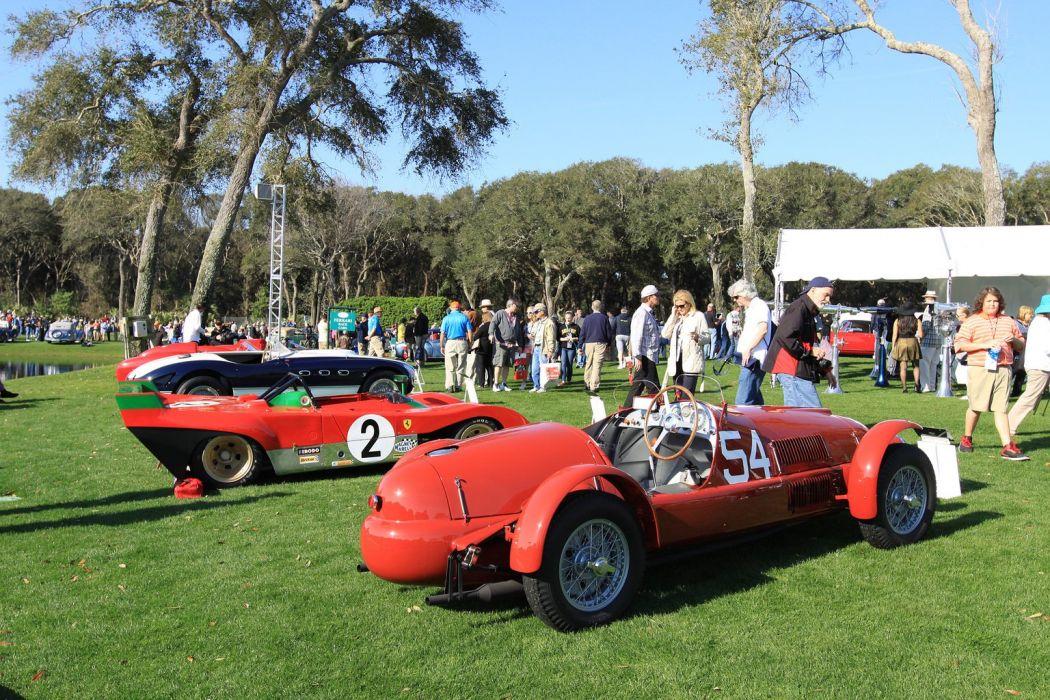 1948 Ferrari 166 Inter Spyder Corsa Race Racing Car Vehicle Classic Retro Sport Supercar Italy 1536x1024 (8) wallpaper
