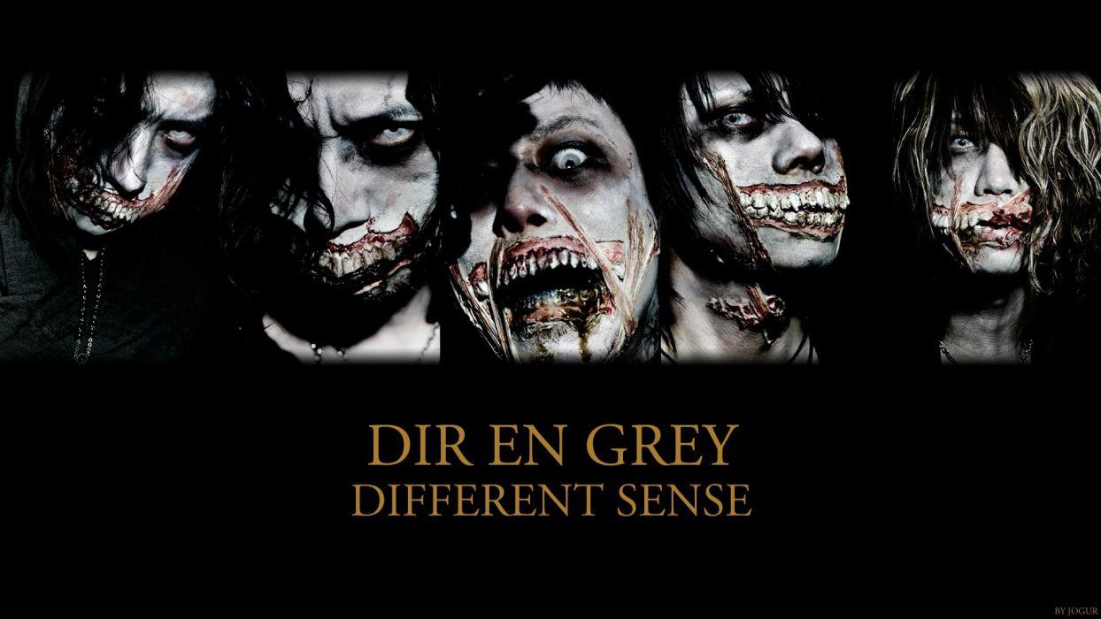 DIR-EN-GREY metal alternative heavy progressive death metalcore hard dir grey jrock visual kei (51) wallpaper