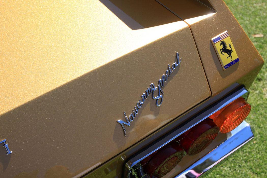 Ferrari Navarra Special Gold Car Vehicle Sport Supercar Sportcar Supersport Classic Retro Italy 1536x1024 (3) wallpaper