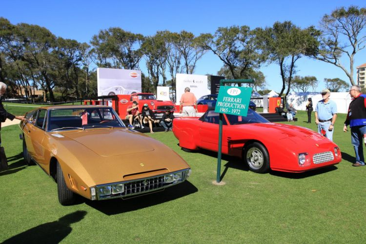 Ferrari Navarra Special Gold Car Vehicle Sport Supercar Sportcar Supersport Classic Retro Italy 1536x1024 (2) wallpaper