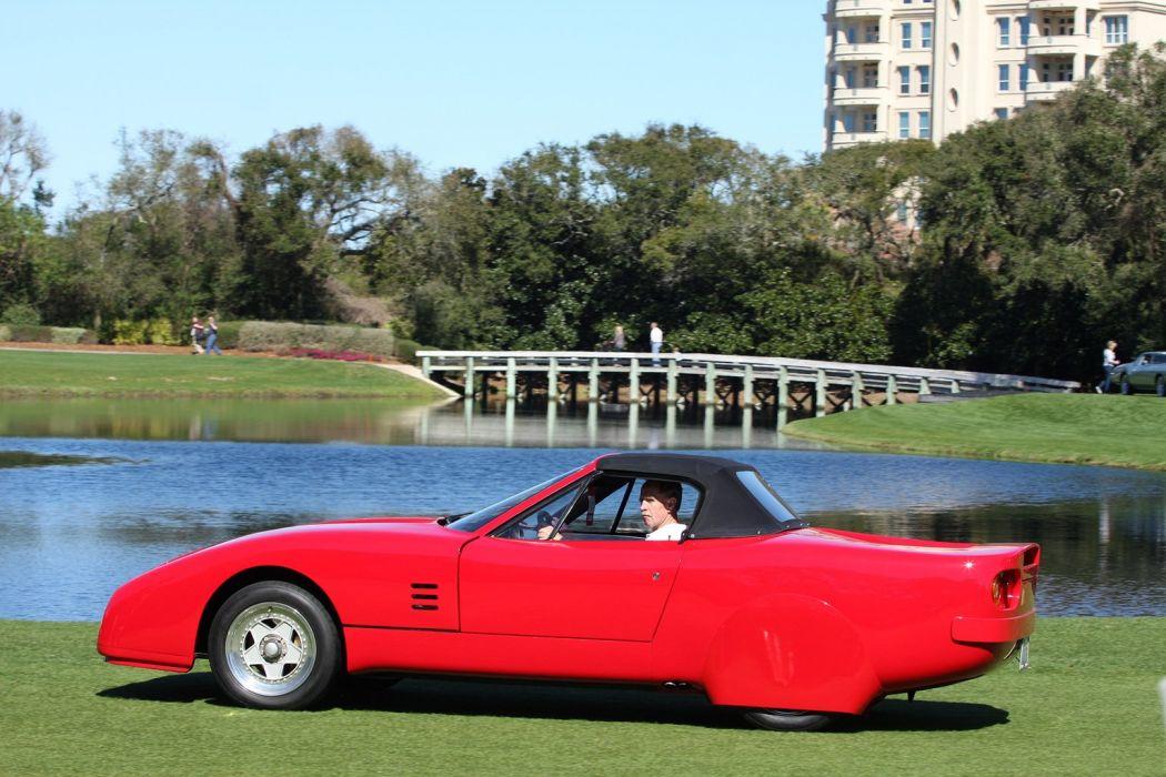 1969 Ferrari Spyder Car Vehicle Sport Supercar Sportcar Supersport Classic Retro Italy Red 1536x1024 (4) wallpaper