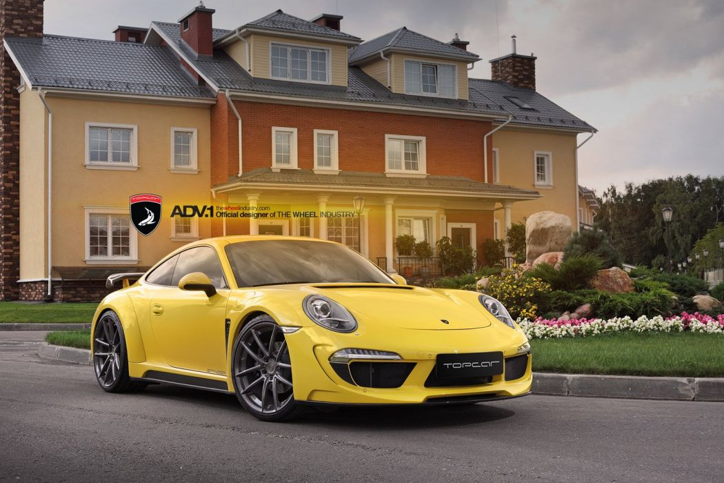 PORSCH-991-STINGER-TUNING wallpaper