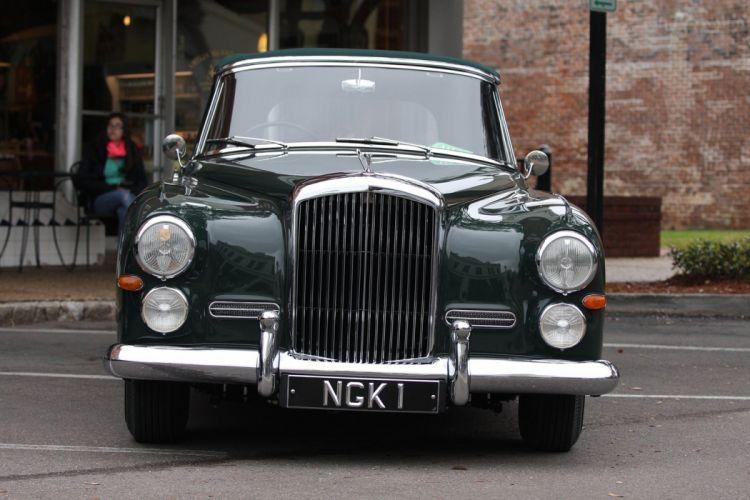 1956 Bentley S1-Continental Graber Drop Head CoupA wallpaper