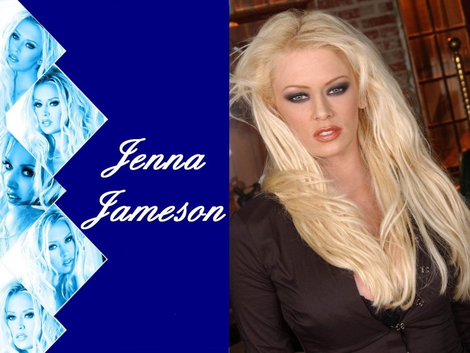JENNA JAMESON adult actress model sexy babe (7) wallpaper