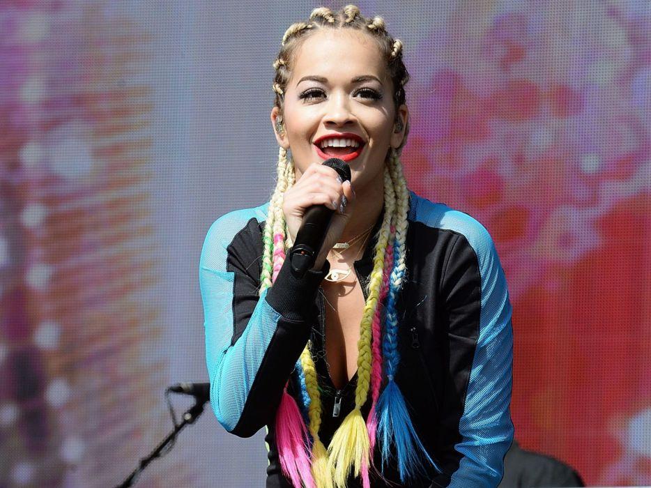 RITA ORA singer actress r-b pop dance rock hip hop babe (7) wallpaper