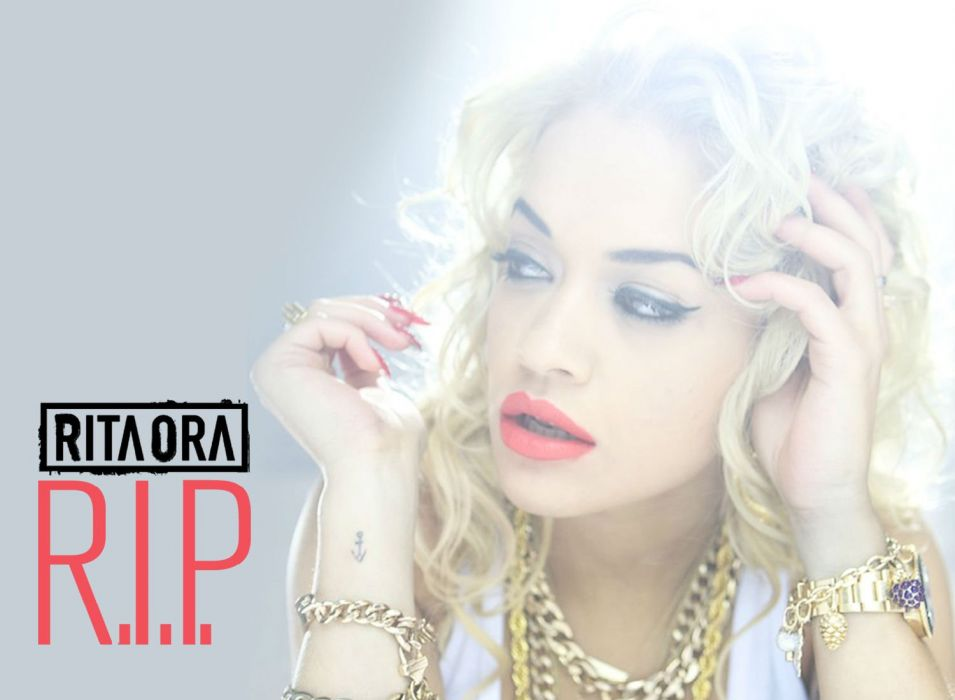 RITA ORA singer actress r-b pop dance rock hip hop babe (10) wallpaper