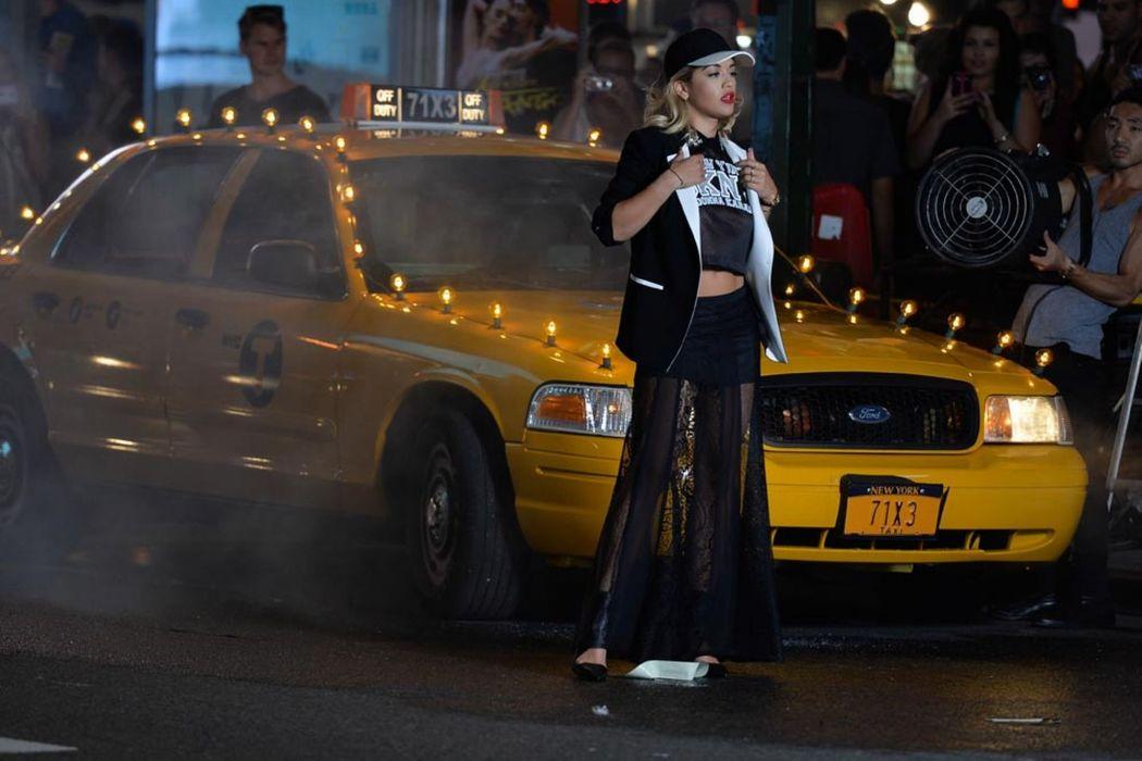 RITA ORA singer actress r-b pop dance rock hip hop babe (27) wallpaper