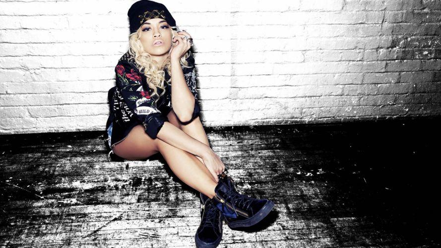 RITA ORA singer actress r-b pop dance rock hip hop babe (65) wallpaper