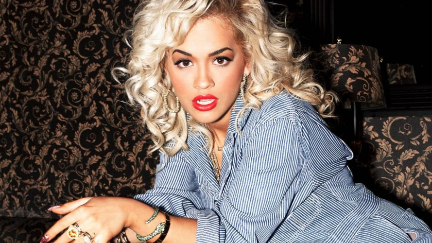 RITA ORA singer actress r-b pop dance rock hip hop babe (60) wallpaper
