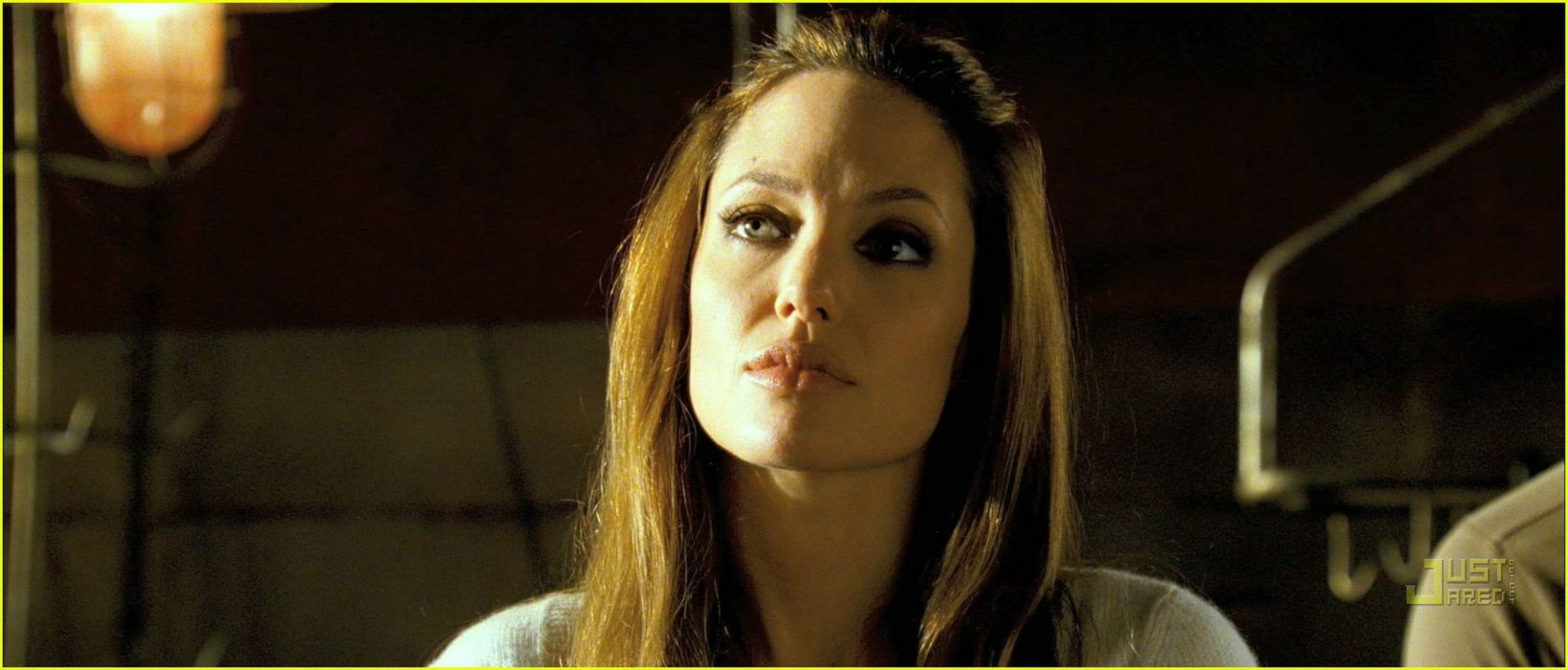 WANTED action crime fantasy sci-fi jolie (17) wallpaper