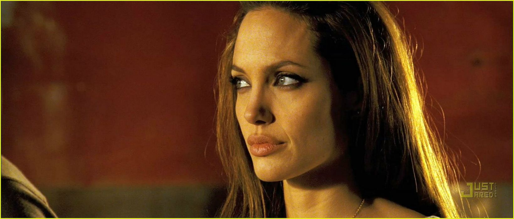 WANTED action crime fantasy sci-fi jolie (50) wallpaper
