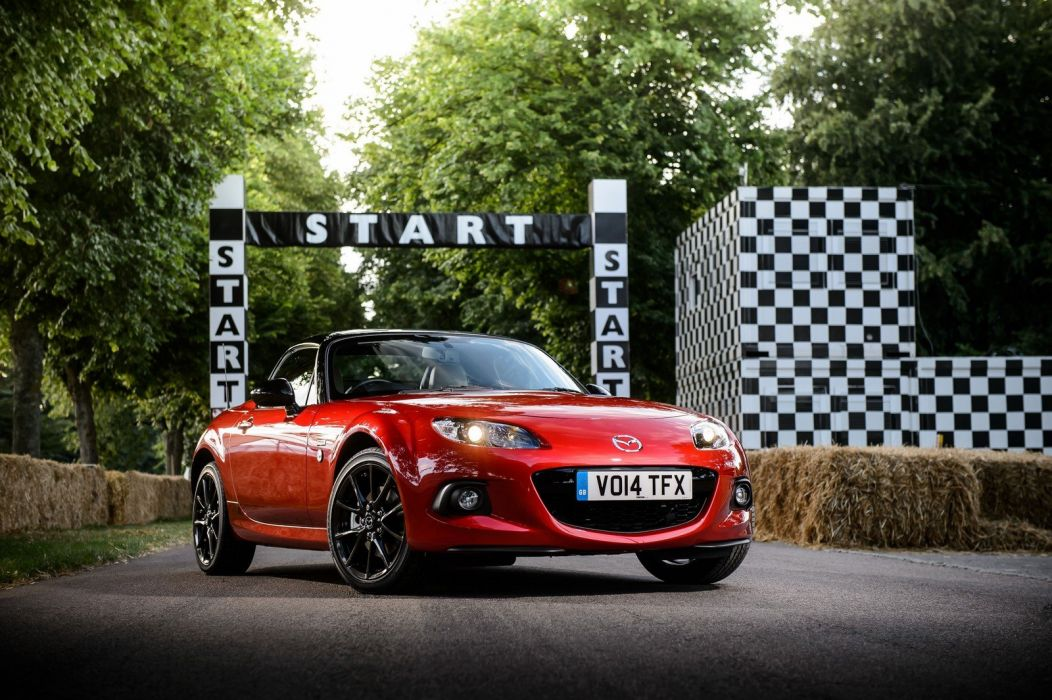 Mazda-MX-5-25th-Anniversary-Limited-Edition-Goodwood wallpaper
