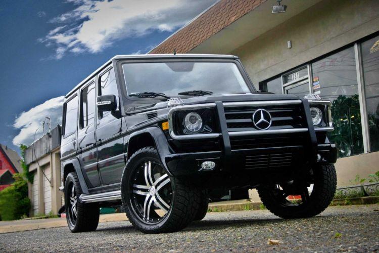 Mercedes-G-Class wallpaper