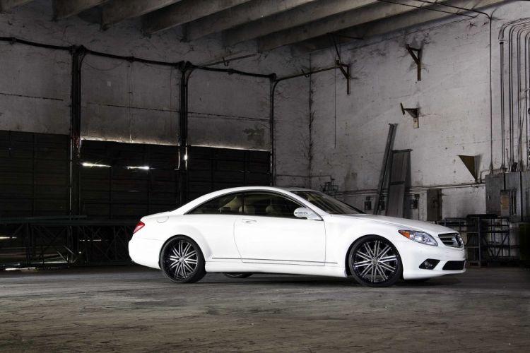 Mercedes-CL-class wallpaper
