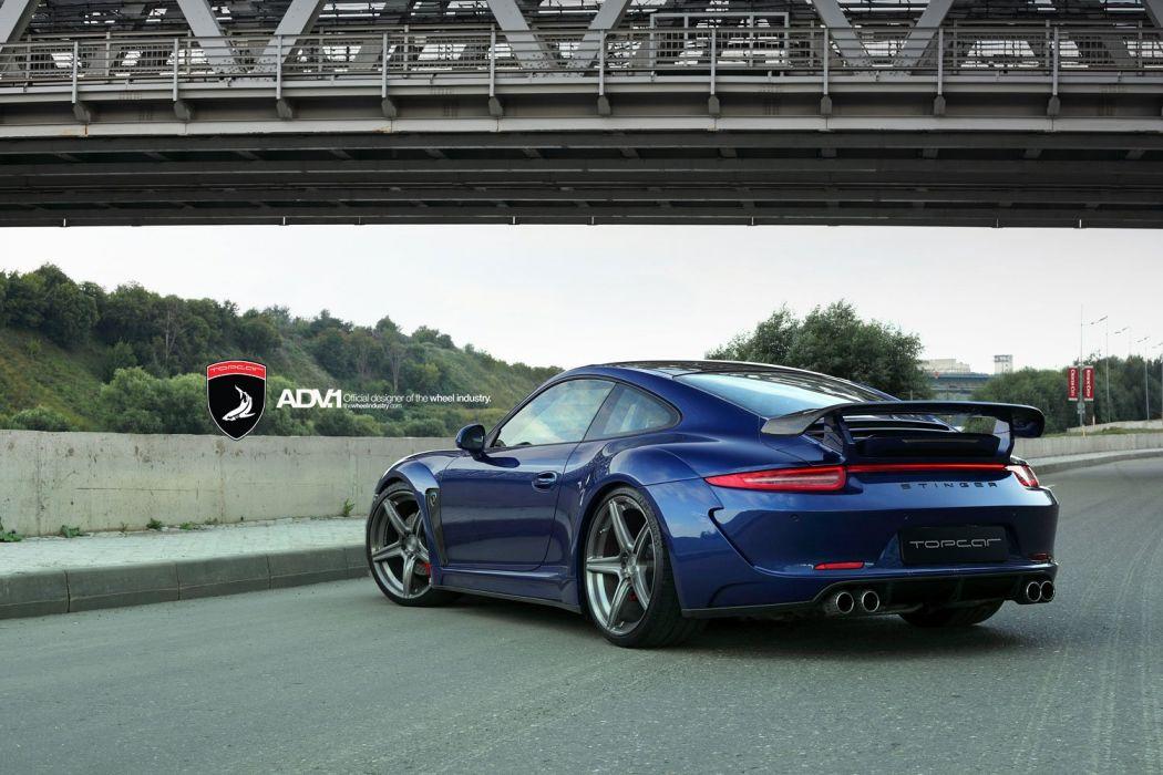 Porsche-Carrera-STINGER wallpaper