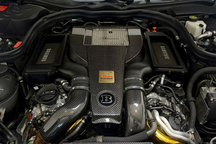 Brabus-Mercedes CLS-850-BITURBO wallpaper