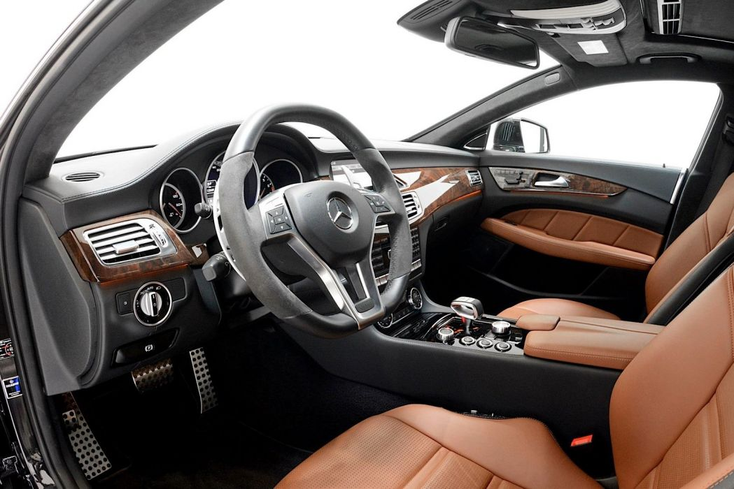 Brabus-Mercedes CLS-850-BITURBO wallpaper