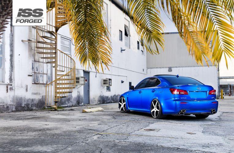 Lexus-IS-F wallpaper
