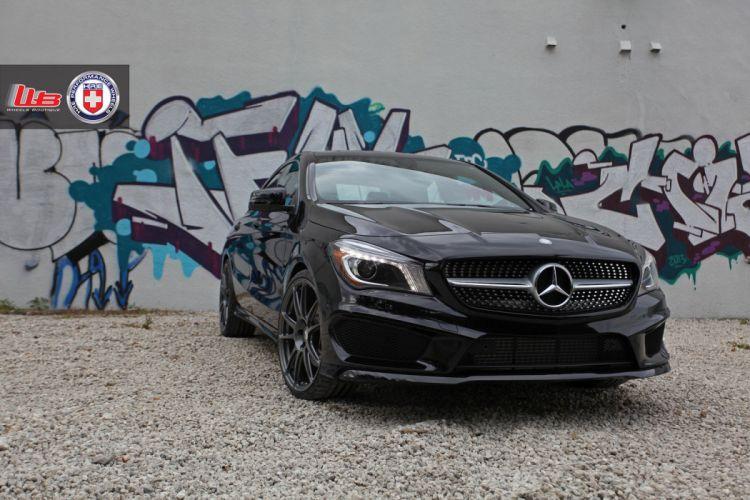Mercedes-CLA-250 wallpaper