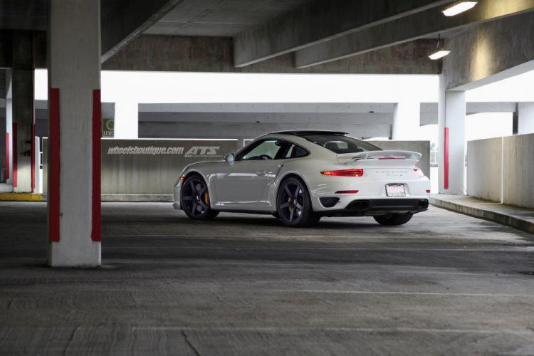 Porsche-991-Turbo-S wallpaper