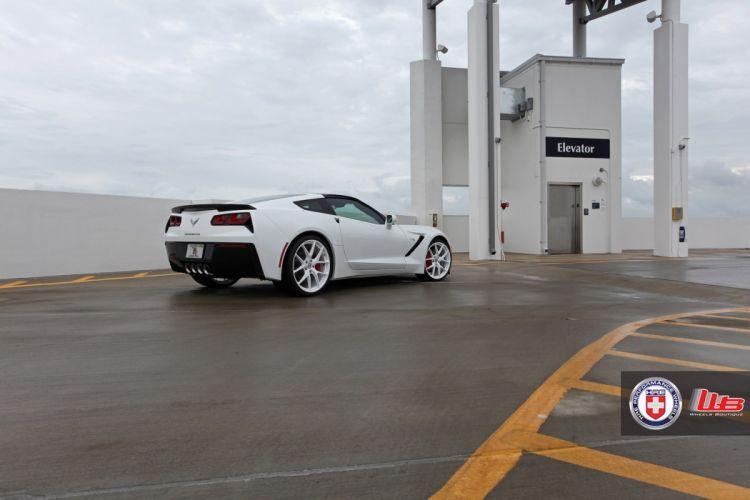 Corvette-Stingray-C7 wallpaper
