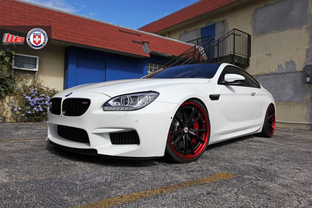 BMW-M6 wallpaper