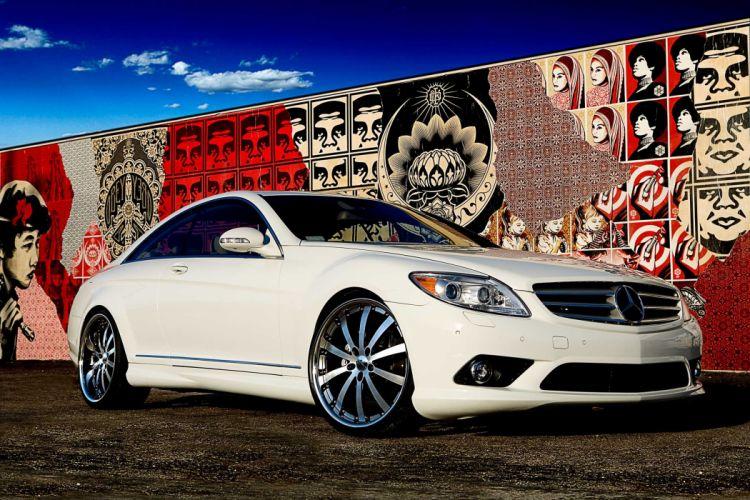 Mercedes-CL wallpaper