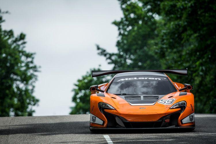McLaren-650S-GT3 wallpaper