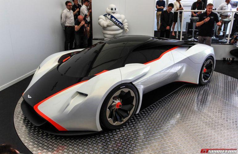 Aston-Martin-DP-100-Vision-Gran-Turismo wallpaper