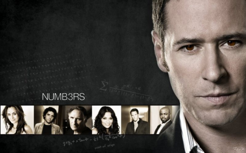 NUMB3RS crime drama mystery series thriller (2) wallpaper