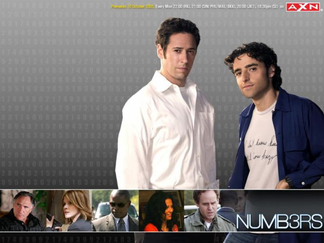 NUMB3RS crime drama mystery series thriller (15)_JPG wallpaper