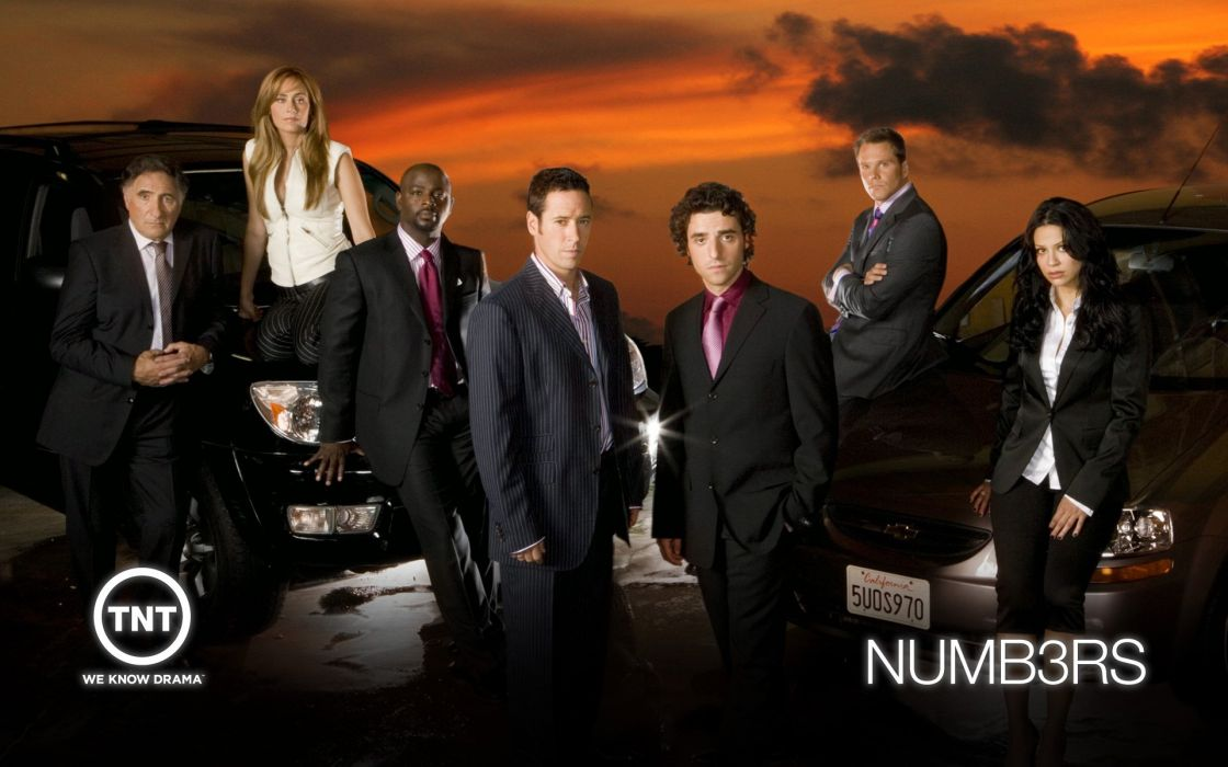 NUMB3RS crime drama mystery series thriller (22) wallpaper