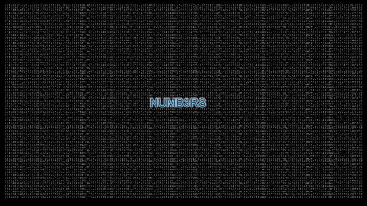 NUMB3RS crime drama mystery series thriller (18) wallpaper