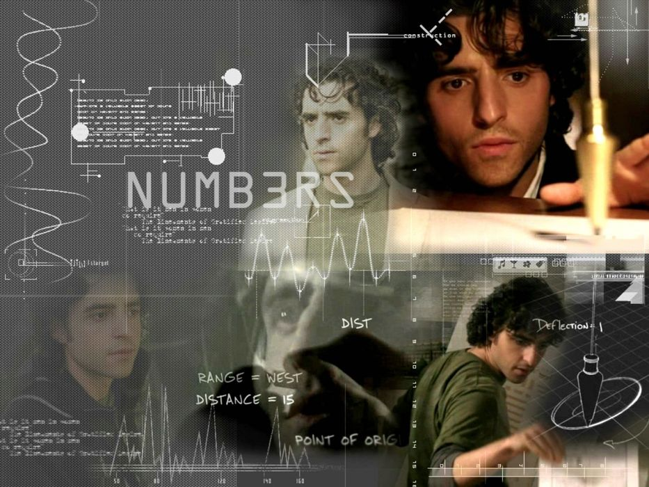 NUMB3RS crime drama mystery series thriller (36) wallpaper