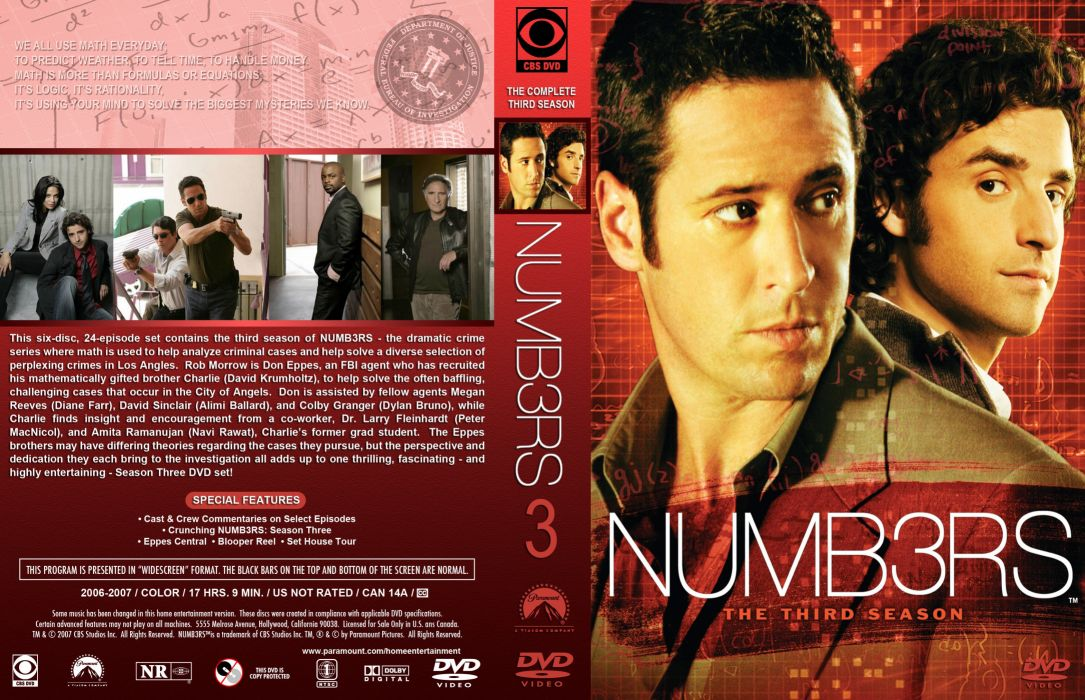 NUMB3RS crime drama mystery series thriller (37) wallpaper