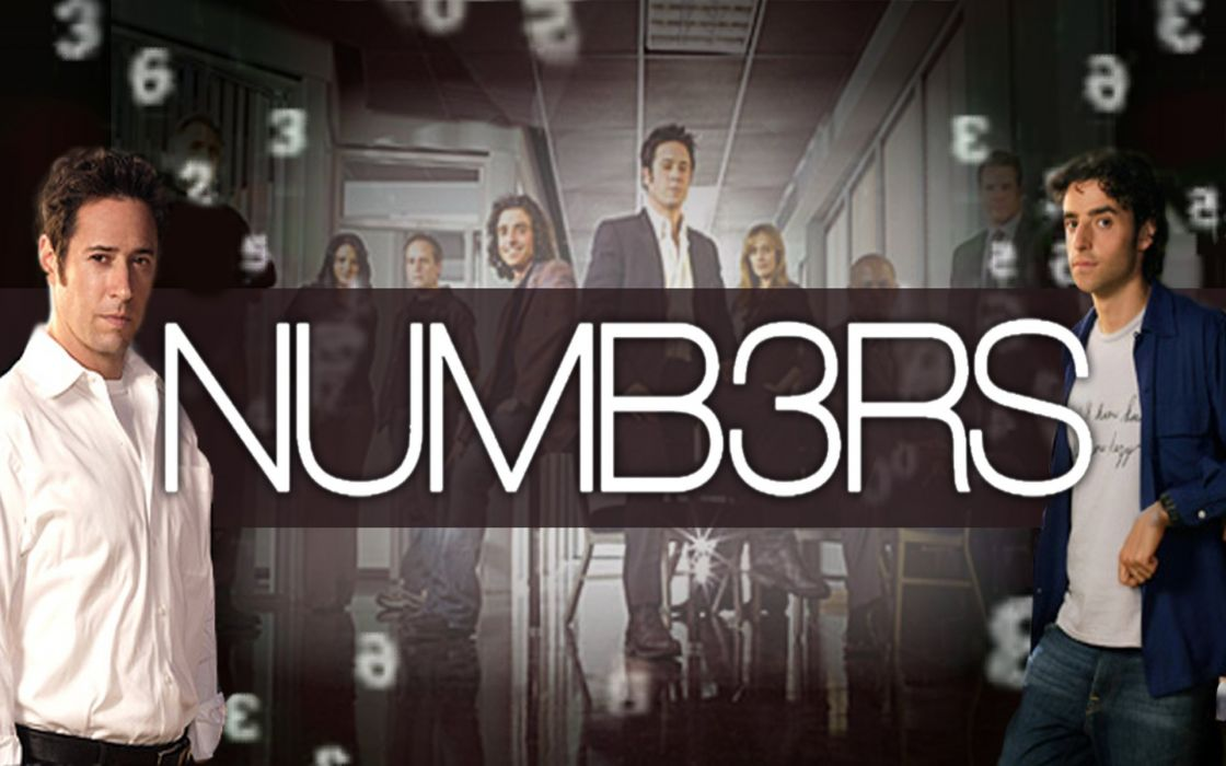 NUMB3RS crime drama mystery series thriller (39) wallpaper