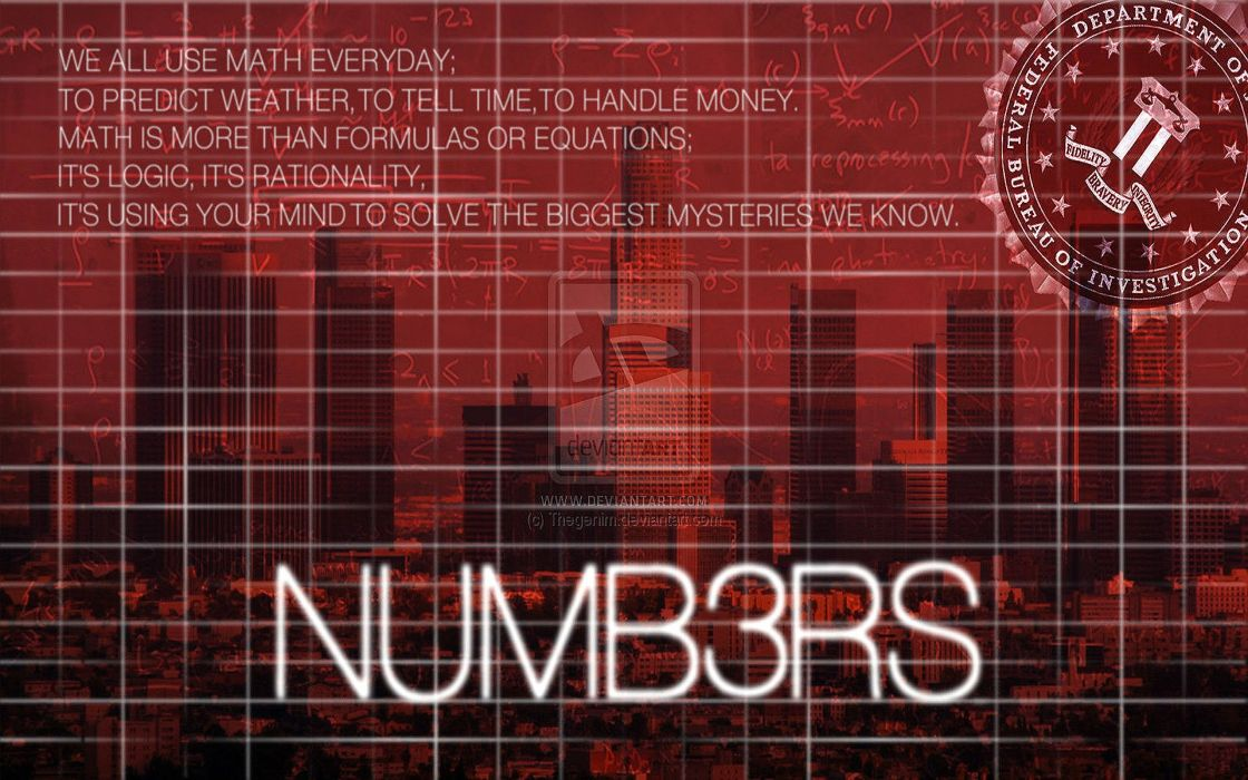 NUMB3RS crime drama mystery series thriller (43) wallpaper