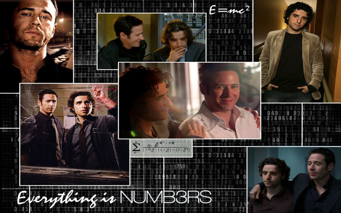 NUMB3RS crime drama mystery series thriller (46) wallpaper