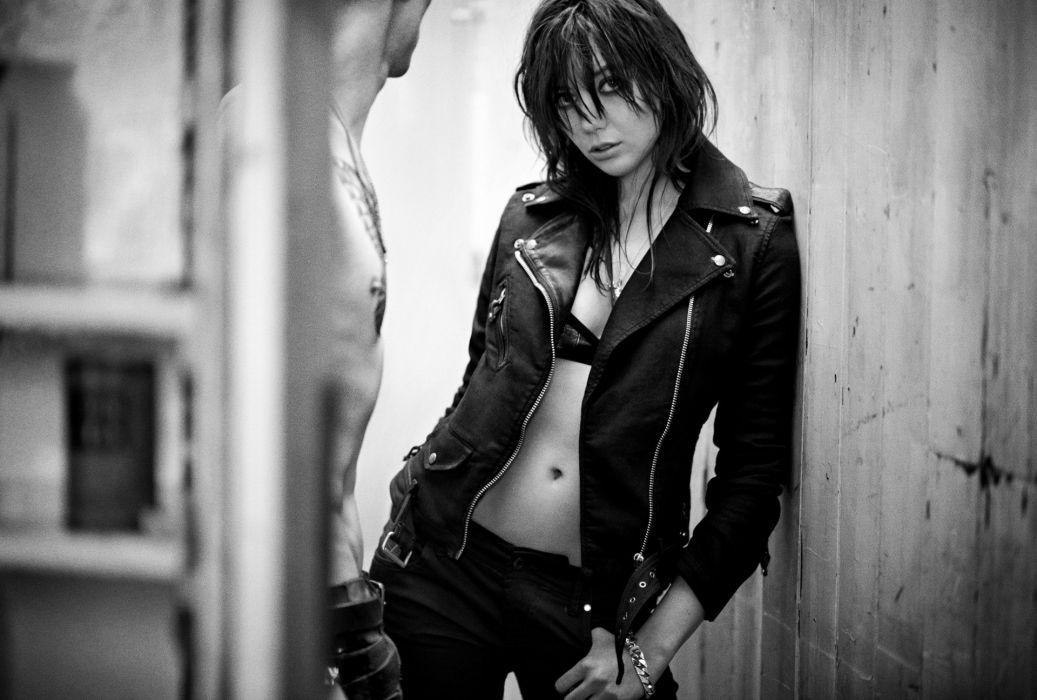 DAISY LOWE fashion model babe (25) wallpaper
