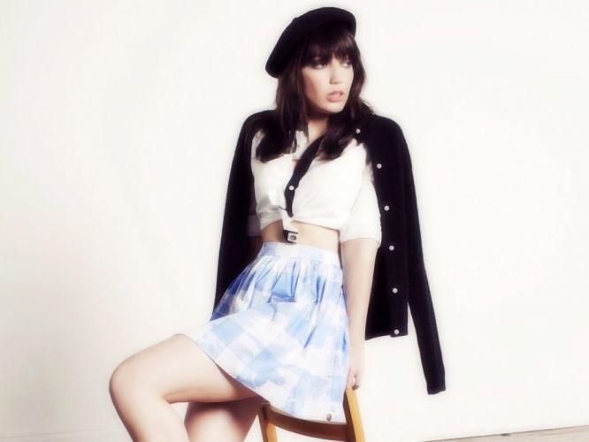 DAISY LOWE fashion model babe (31) wallpaper