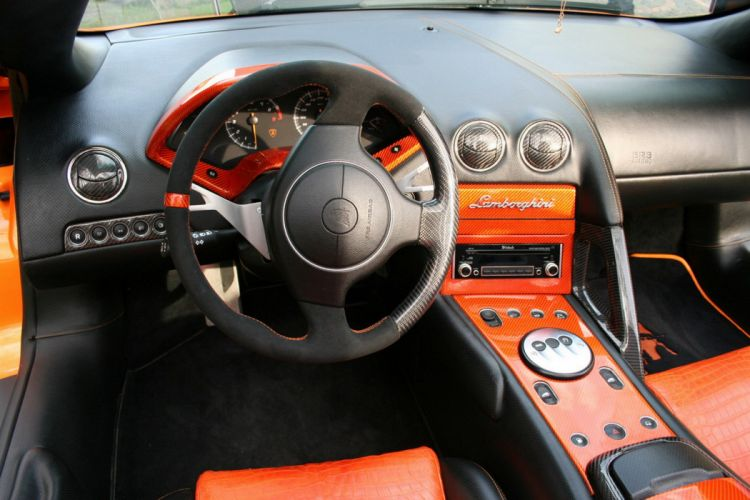 Lamborghini MurciA wallpaper