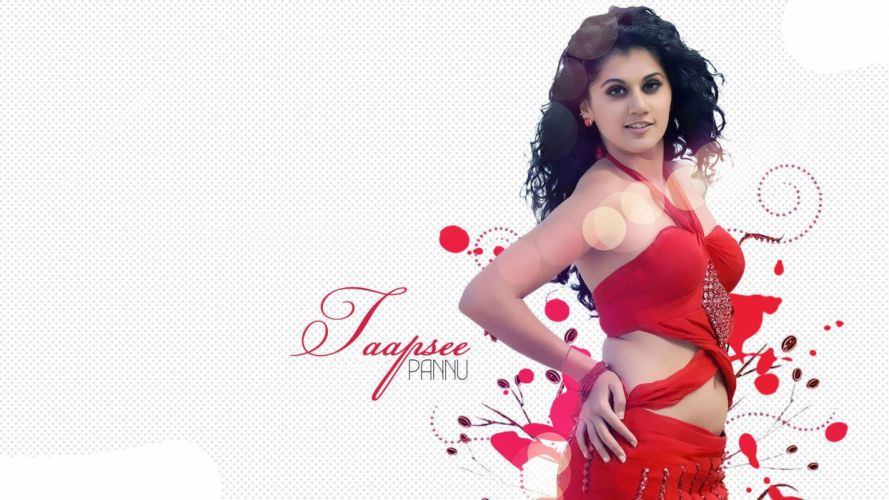 TAPSEE bollywood actress model babe (2) wallpaper