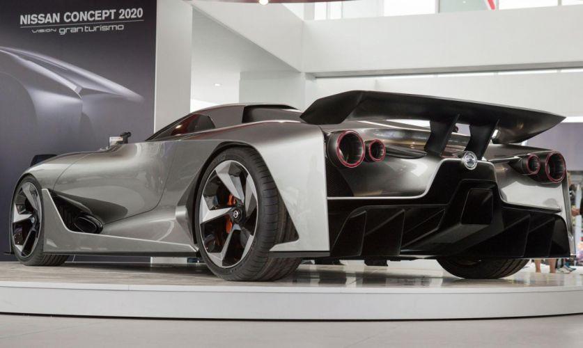 Nissan-Concept-2020-Vision-Gran-Turismo wallpaper