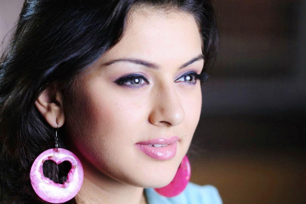 HANSIKA MOTWANI bollywood actress model babe (36) wallpaper