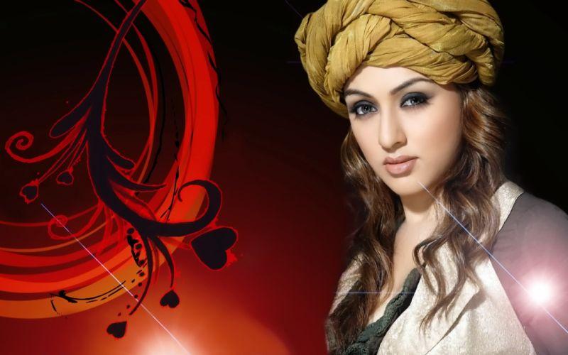 HANSIKA MOTWANI bollywood actress model babe (44) wallpaper