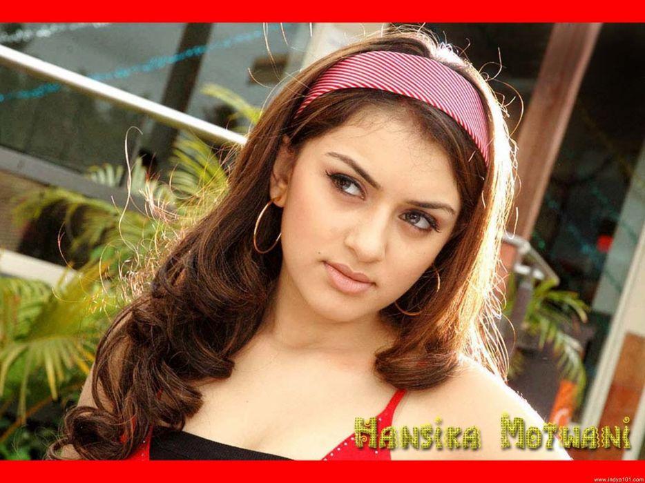 HANSIKA MOTWANI bollywood actress model babe (49) wallpaper