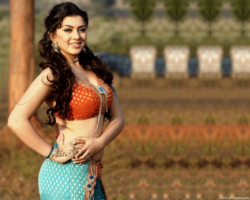HANSIKA MOTWANI bollywood actress model babe (51) wallpaper