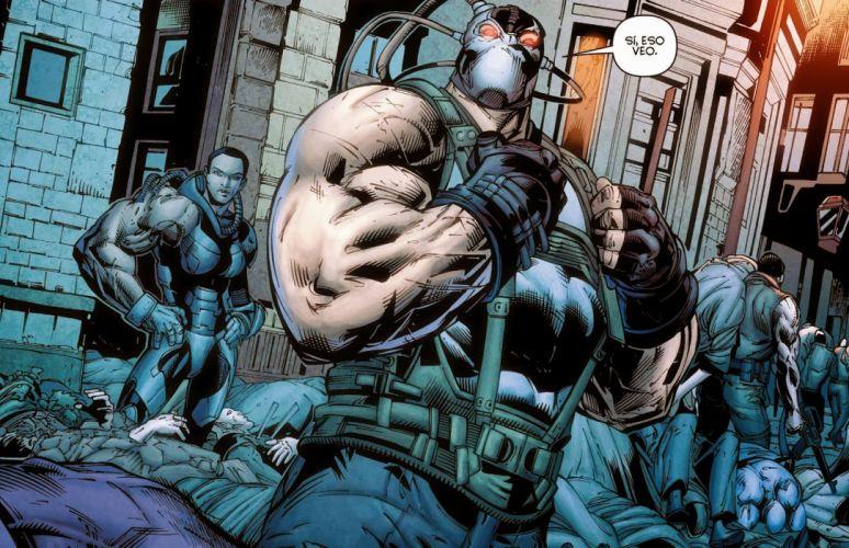 ARKHAM WAR Forever Evil d-c dc-comics crossover batman (4) wallpaper