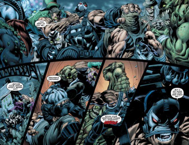 ARKHAM WAR Forever Evil d-c dc-comics crossover batman (6) wallpaper